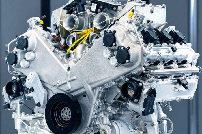 Aston Martin Valhalla將採用新開發的3.0升V6雙渦輪引擎
