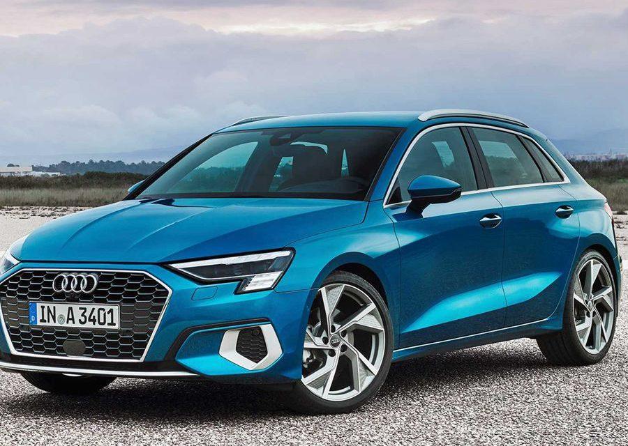全新內裝全新感受!2021 Audi A3 Sportback正式發表   DigiMobee移動生活網