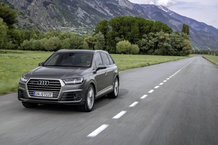 Audi Q7 S line 進化版 限量升級動感開跑