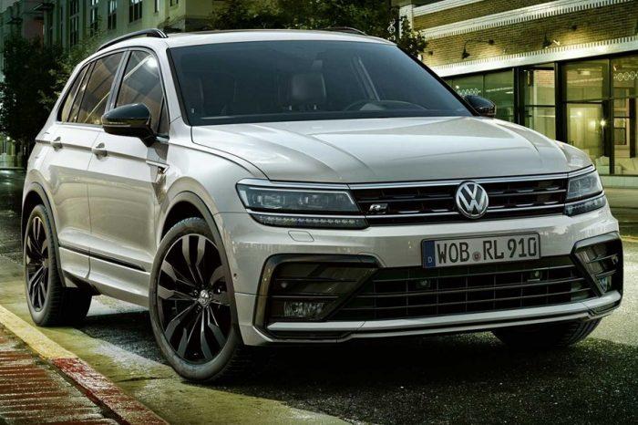 Volkswagen真有可能推出Tiguan GTI嗎?