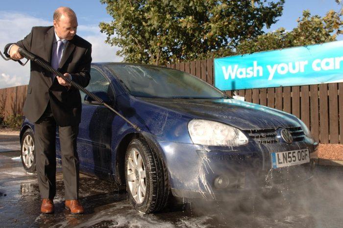 疫情期間自助洗車或許該增加這些服務項目…
