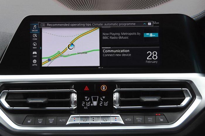 BMW iDrive奪下最佳觸控系統冠軍!