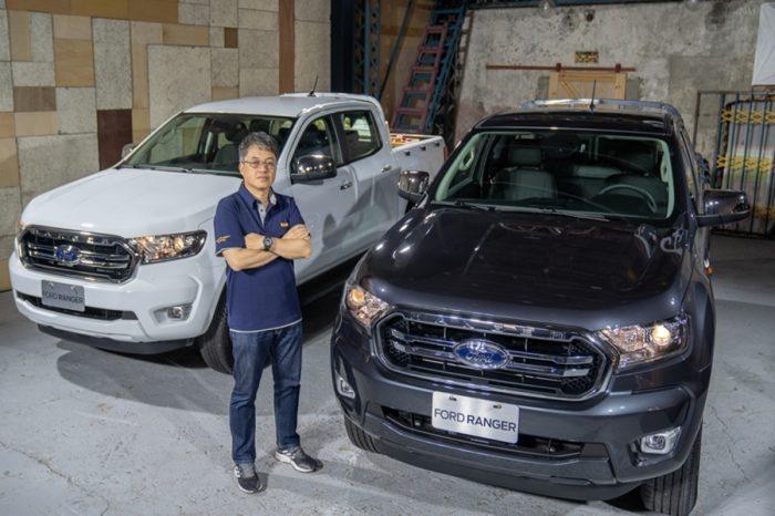 2020年式福特New Ranger職人型、全能型、運動型全新登場