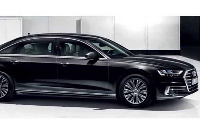 Audi A8 L Security能讓乘客放心面對最惡劣的外部威脅