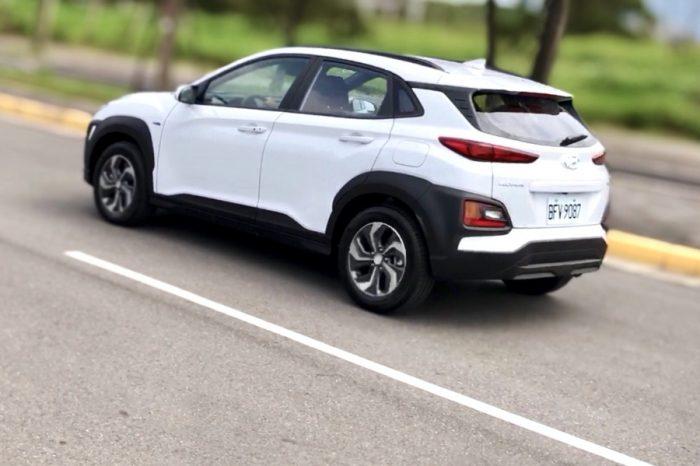 Hyundai Kona Hybrid試駕(節能賽篇)20.9km/l怎麼開的?
