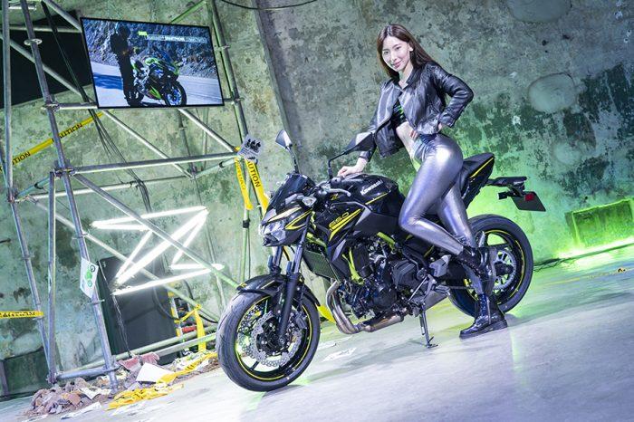 Kawasaki五連發! 你是不是全都想要?