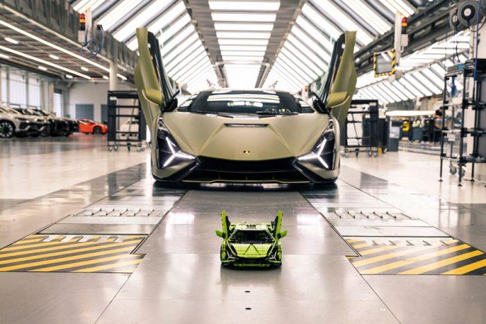 樂高史上最狂聯名款! LEGO Technic Lamborghini Sián FKP 37正式登台