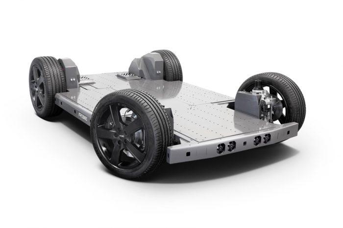減震筒大廠KYB宣布與REE合作開發電動車專用底盤平台