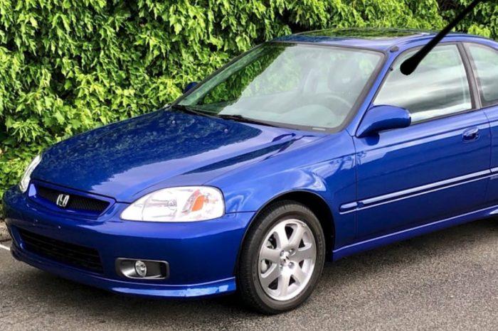Honda Civic本田喜美竟能增值?開20年翻3倍多!