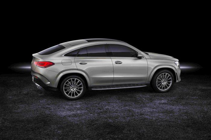 The new Mercedes-Benz GLE Coupé 現正開放接單