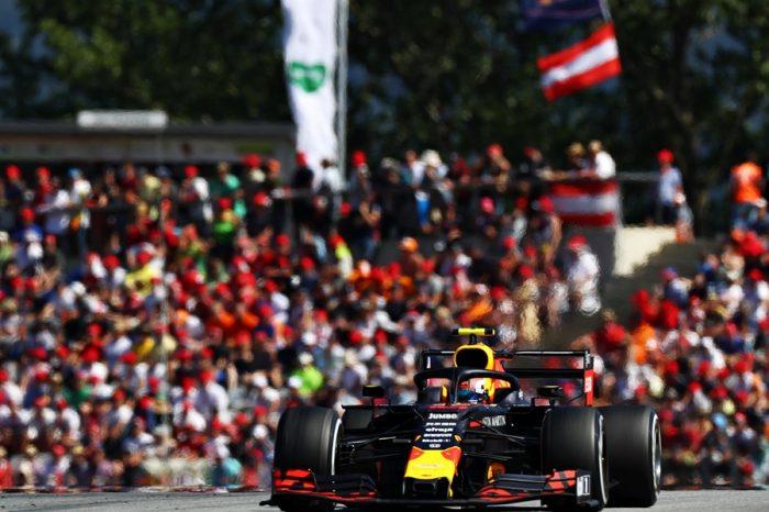 重磅回歸!2020 F1賽季首戰在奧地利斯皮爾伯格揭開序幕