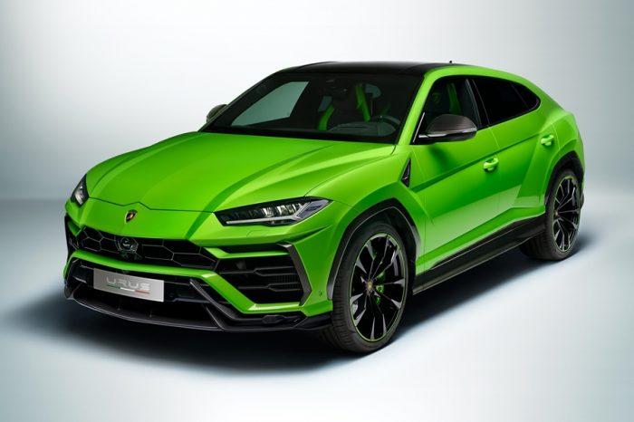 Lamborghini提供Urus 臻選訂製系列