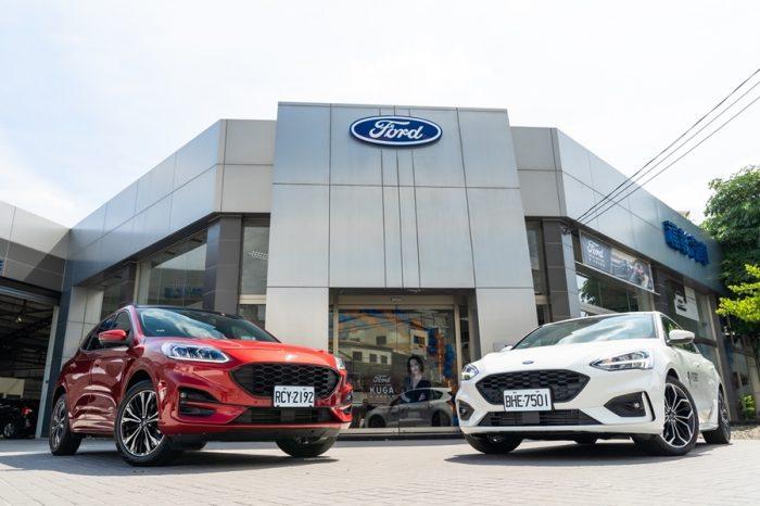 歡慶銷售長紅!七月入主Ford Ranger全車系享高額零利率
