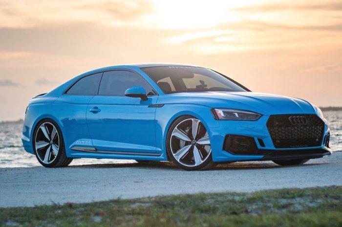 6萬就能升級Audi R8等級動力?RS5車主衝吧