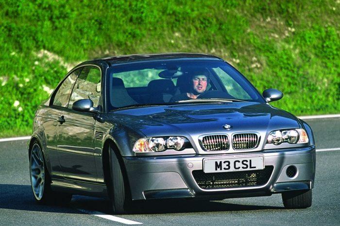 出手排我就改? 英國改裝廠推出E46 M3 CSL專屬手排改裝套件