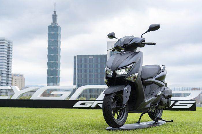 天鵝化身獅鷲獸 Yamaha大改款6代勁戰上市!
