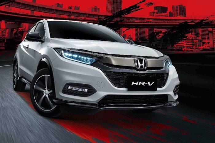 Honda HR-V RS帥勁登場!即日起開始接單