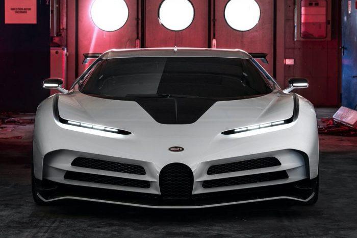 要多有錢才能輕鬆買輛1.6億Bugatti Centodieci?