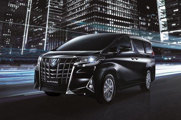 換裝Hybrid油電動力 新年式Toyota Alphard登場