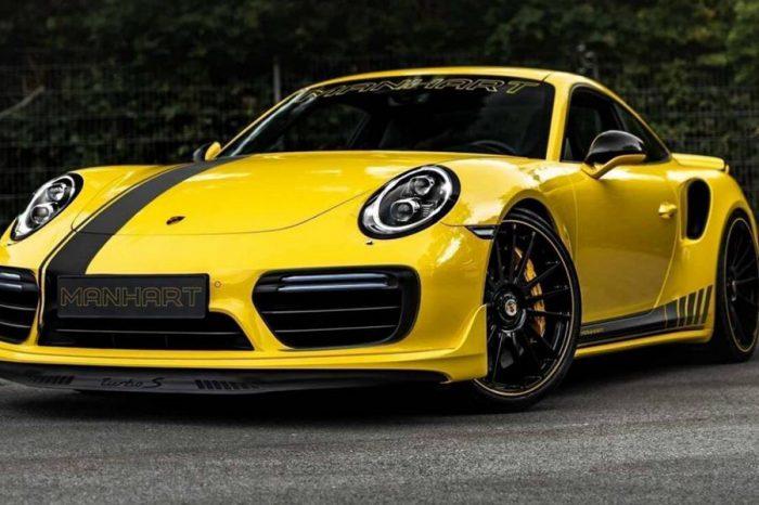 Manhart賦予上一代Porsche 911 Turbo S火箭般的動力