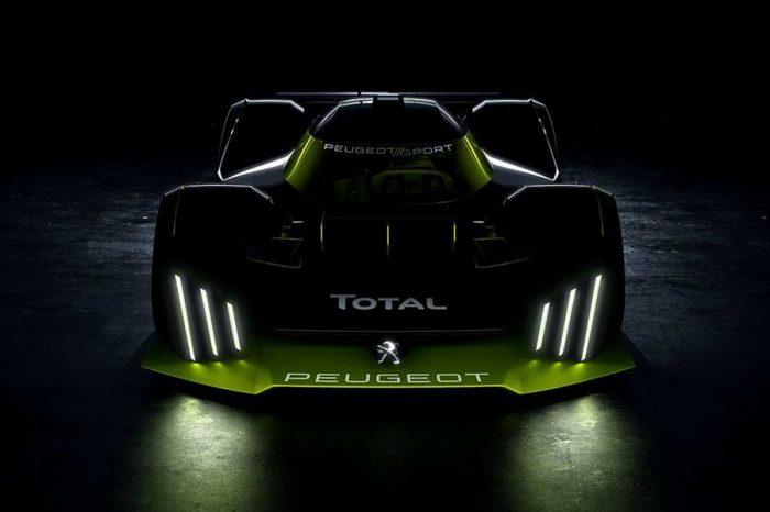 為了重返Le Mans,Peugeot準備推出高性能道路版超跑