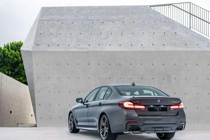豪華中大型房車新標竿 全新BMW 5系列傲然登場