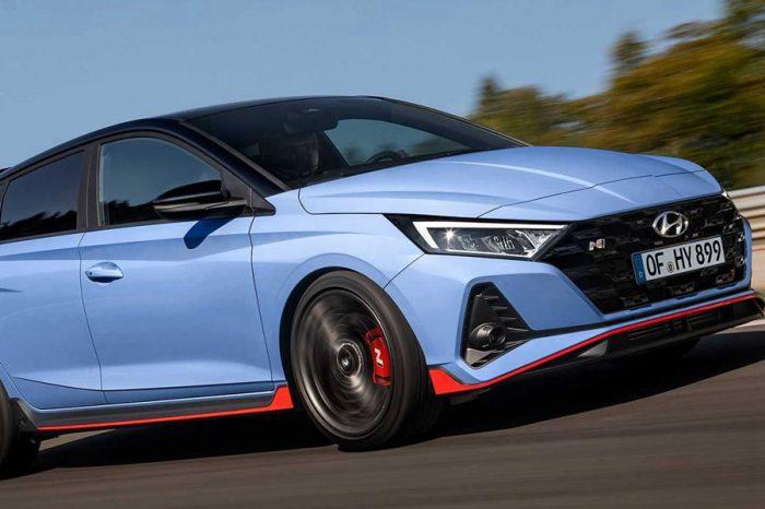 Hyundai發表「2021 i20 N」嗆辣小鋼炮