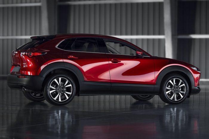MAZDA CX-30榮獲「2020~2021日本自動車殿堂最佳設計大賞COTY」