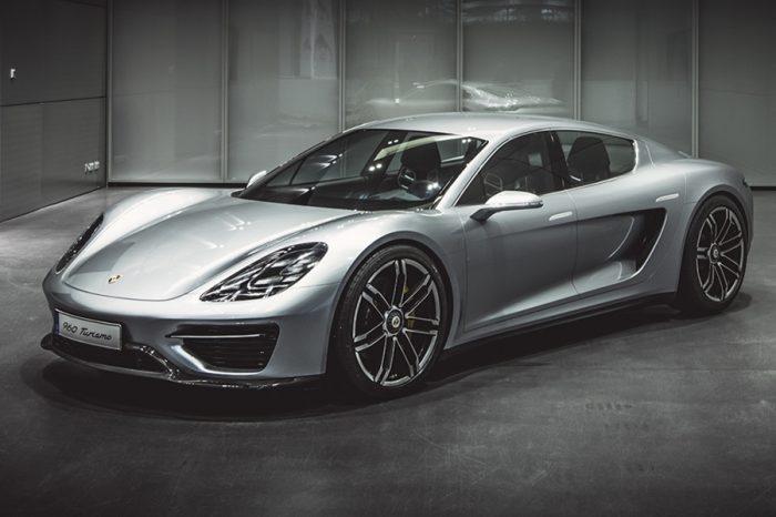 《Porsche Unseen》讓人一睹從未發布的Taycan原型車概念設計