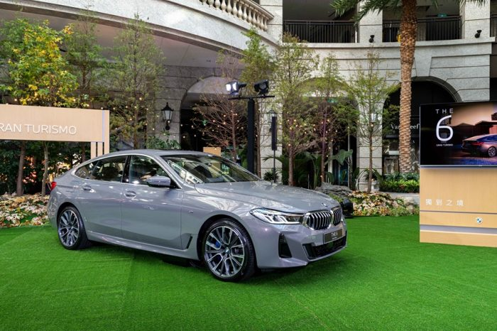 全新BMW 6系列Gran Turismo品味亮相