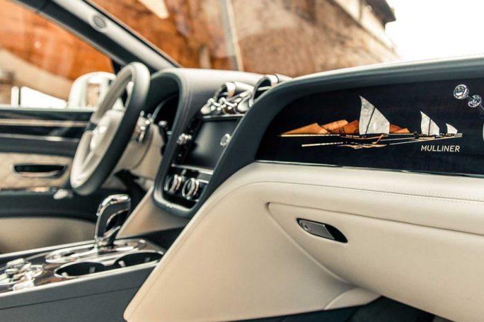 Bentley超過5,000種的客製化選項足夠準車主眼花撩亂了