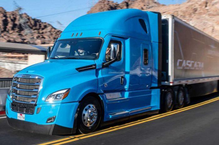Daimler和Waymo宣布合作開發Level 4的自駕卡車