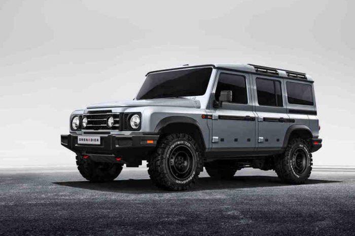 Ineos 與 Hyundai的合作可能產生採用燃料電池動力的 Grenadier