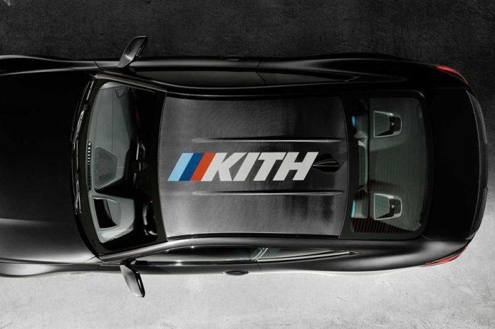BMW推出Kith特殊仕樣限量版M4 Competition!