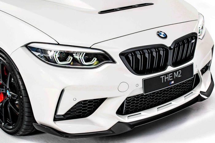 全新BMW M2 CS限量在台上市
