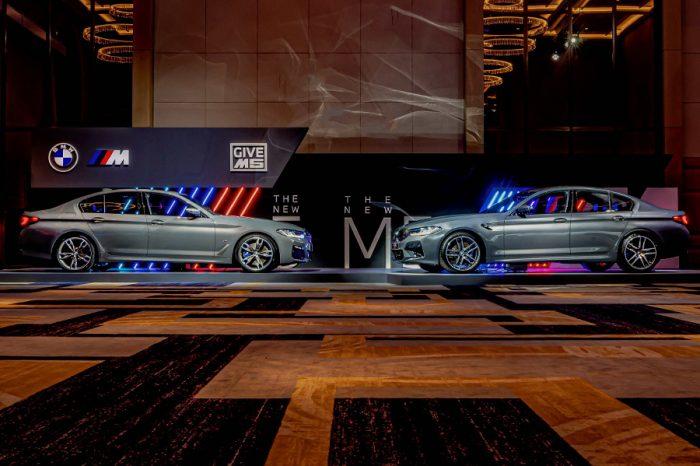 全新BMW M5與M550i重磅登場!