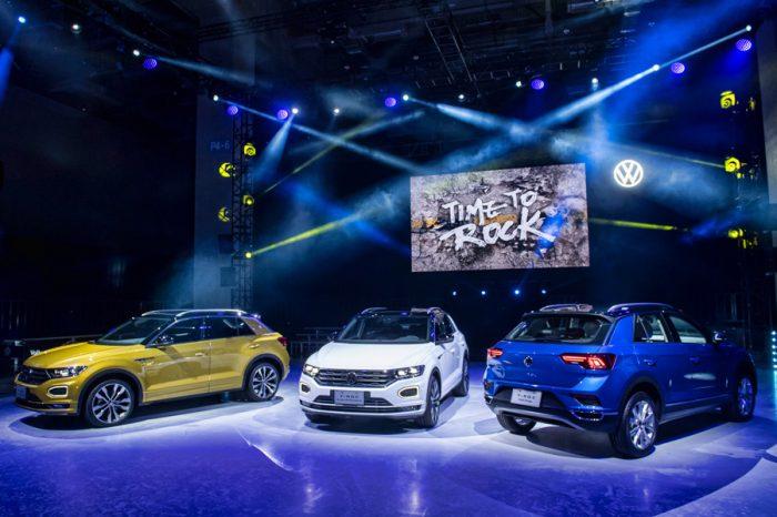 Volkswagen T-Roc跑旅104.8萬起登場