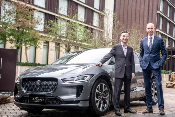 JAGUAR LAND ROVER積極佈局迎接電動車新時代 提供車主一年免費充電