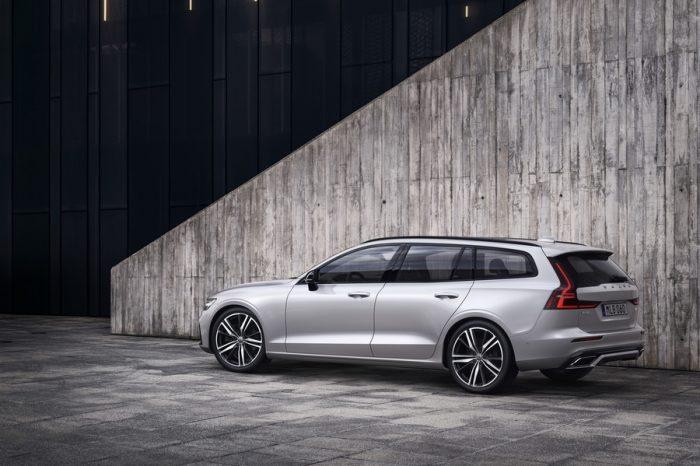 Volvo S60、V60 全新年式正式抵台