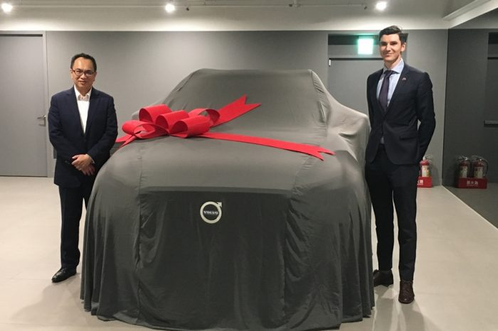 Business Sweden 選購 Volvo XC60 作為公務用車