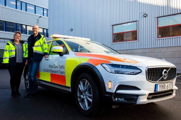 VOLVO交通事故調研小組成立50 週年 持續引領車壇安全領域