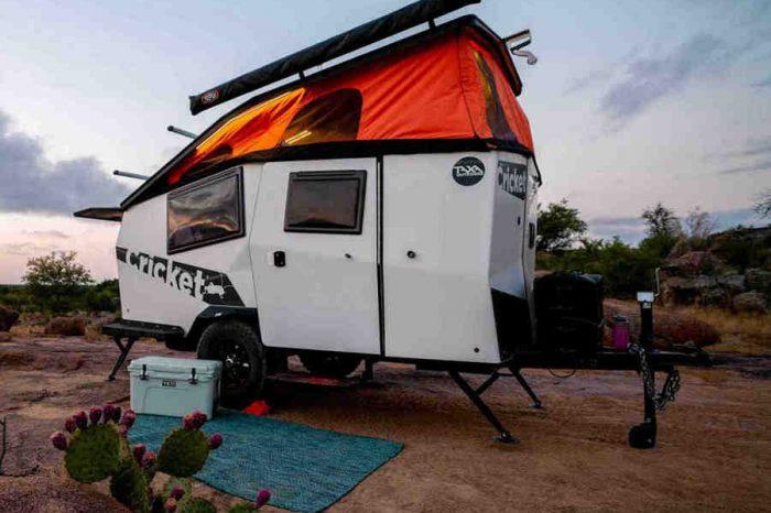 為了滿足市場的露營玩樂需求,Taxa Outdoors 推出升級版露營拖車