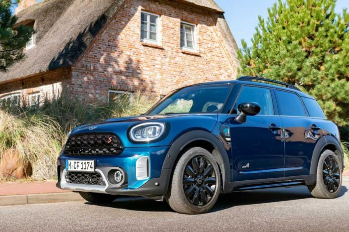 英國市場獲得特殊限量版 Mini Countryman Boardwalk Edition
