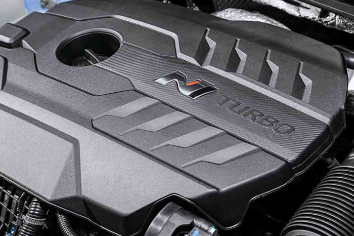 Hyundai 正在開發擁有 WRC 技術加持的 2.3 升新渦輪引擎