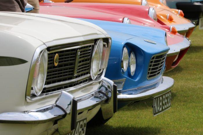 有聽說過古早時代車子有分性別嗎?