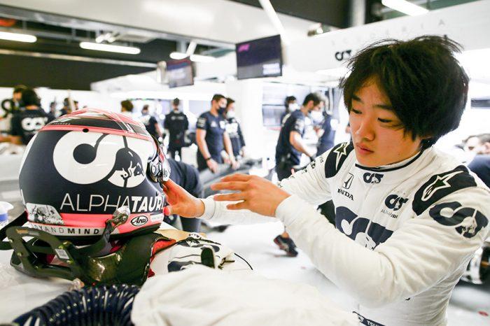 日本車手再戰F1!Red Bull小牛車隊宣布2021新賽季納入日本車手 Yuki Tsunoda