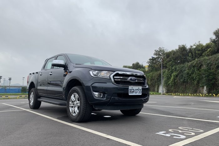 強悍本質不變!2021年式Ford Ranger全能型皮卡試駕