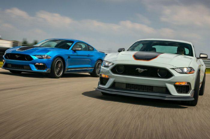 Ford Mustang野馬除了Hybrid還要出AWD四驅版?
