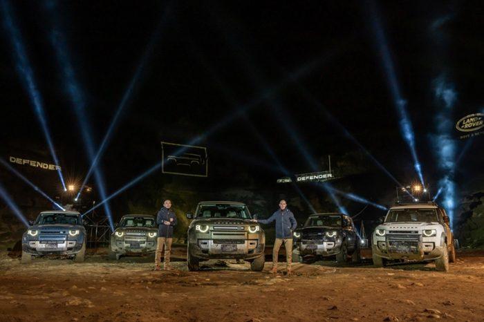 267萬元起!越野悍將全新Land Rover Defender正式上市!