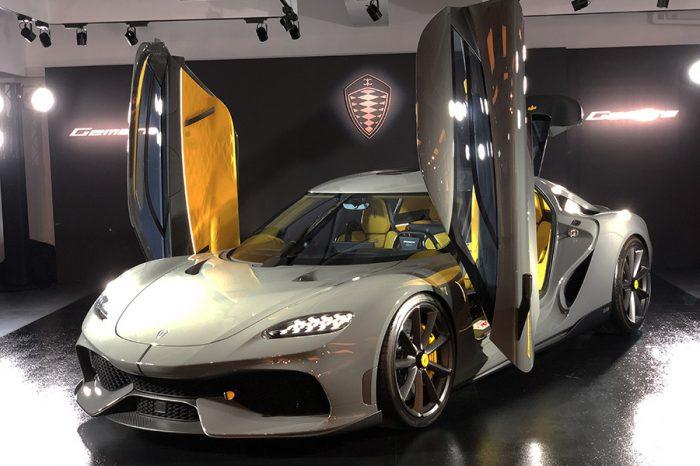 Koenigsegg Gemera首現臺灣!全球首部Mega GT四人座頂尖超跑